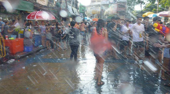 Songkran – Thailands Wasserfest