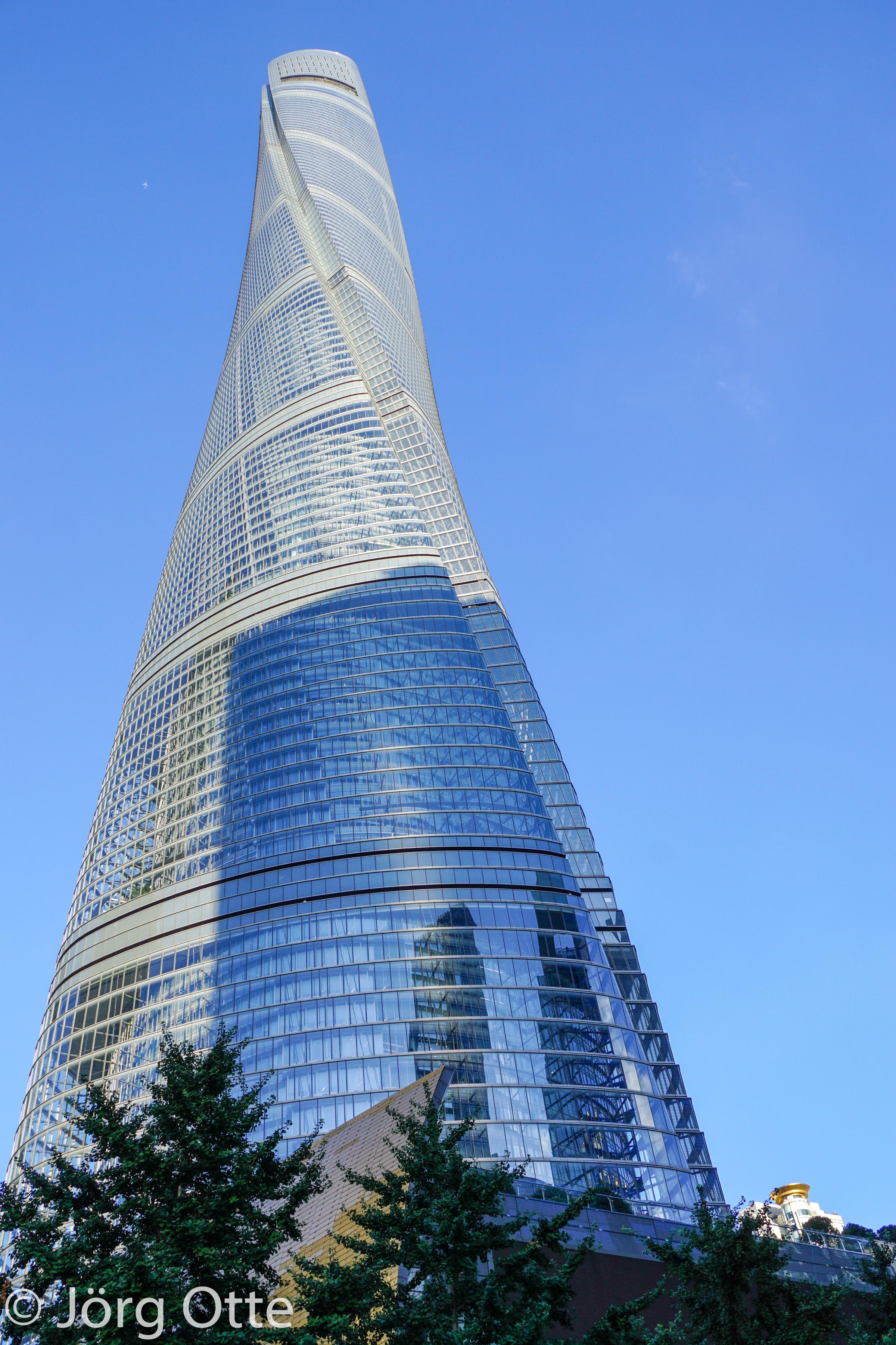China Shanghai, Shanghai Tower