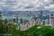 Hong Kong, Victoria Peak