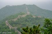 China Beijing, Great Wall Mutianyu