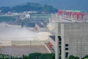 China River Cruise Jangtse, Three Gorges Dam